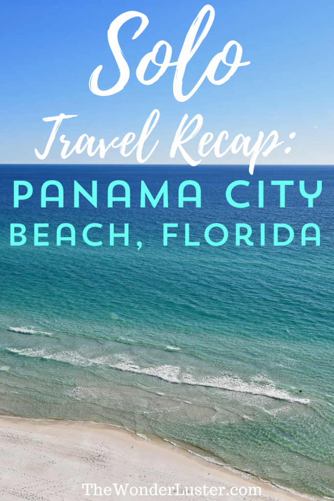I absolutely loved my trip to Panama City Beach, FL! The area is perfect for couples, families, and singles like me. Here's what to do while there.