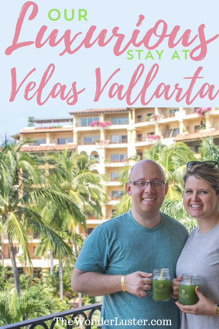 Velas Vallarta is an all-inclusive resort in the marina area of Puerto Vallarta. It was absolutely an amazing experience and I recommend it highly.