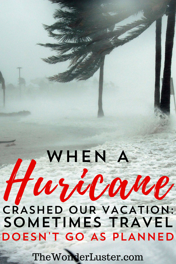 Our beautiful vacation at Velas Vallarta in Puerto Vallarta was crashed by Hurrican Patricia. We had quite an experience. Read about it here.