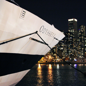 My Night Aboard The Odyssey For The NYE Dinner Cruise Chicago