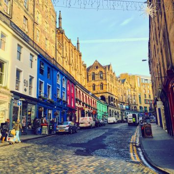 10 Things To Do In Edinburgh