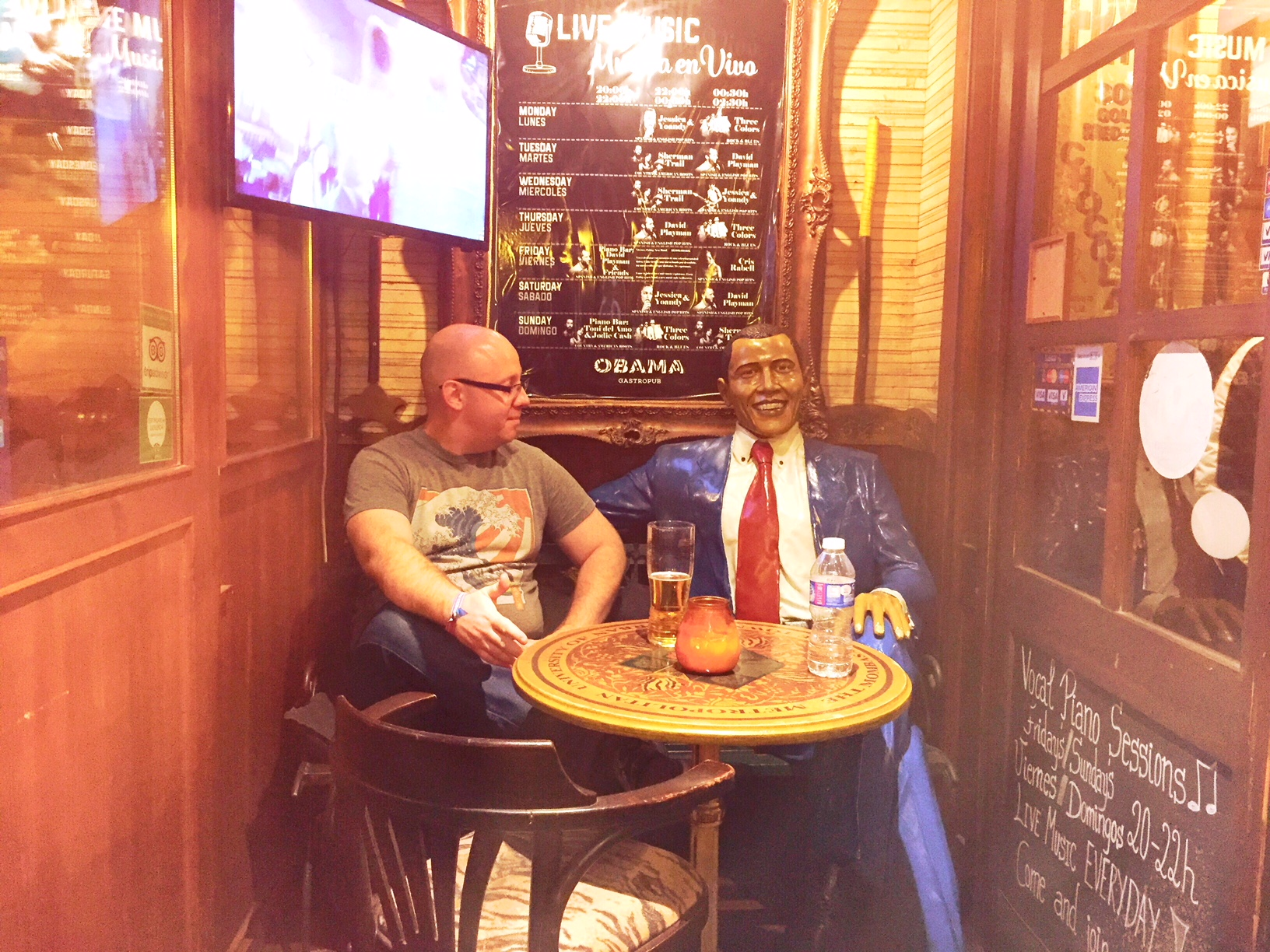 Backpacker Pub Crawl Barcelona