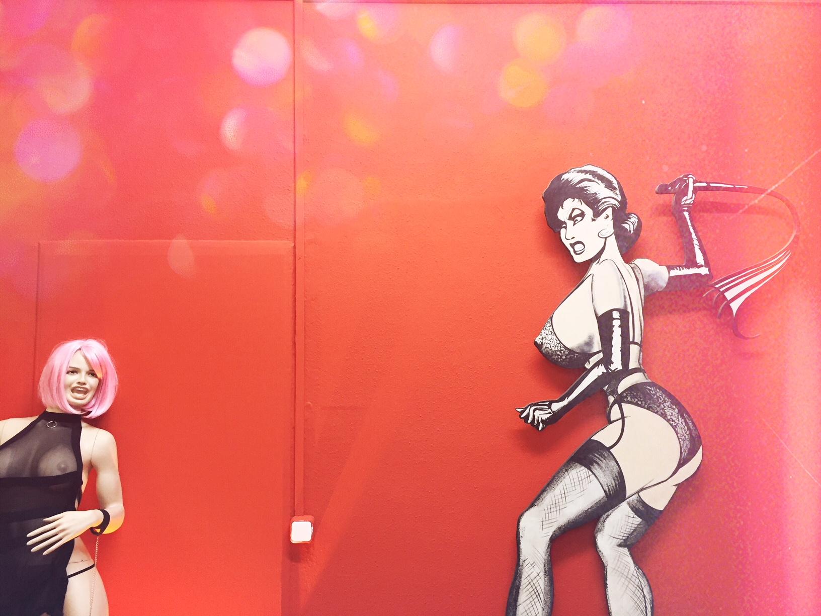 Museu de l'Erotica Barcelona Erotic Museum